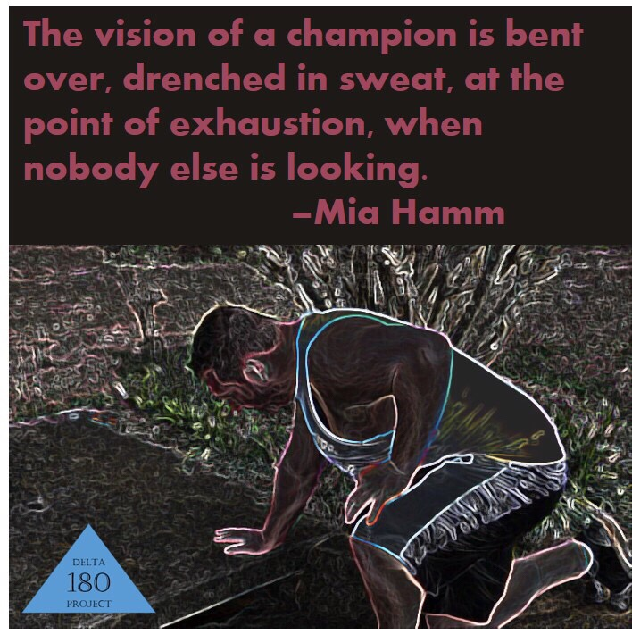 Be the Champ