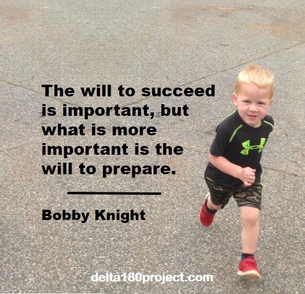 Willing to Prepare?