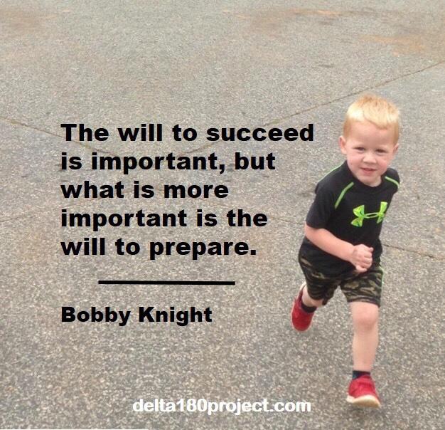 Willing to Prepare?