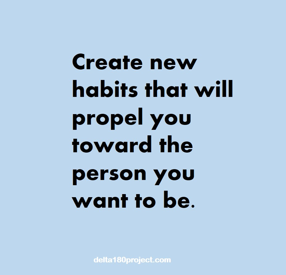 Implementing New Habits